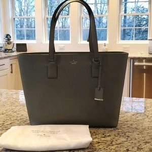 Kate Spade Cameron Street Olive Green Large Tote